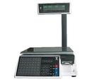 Весы с печатью этикеток Digi SM-100P-CS+15 WLAN - WLAN, со стойкой
